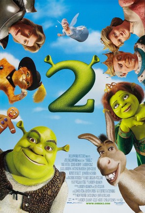 Shrek 2 - Movie Poster (thumbnail)