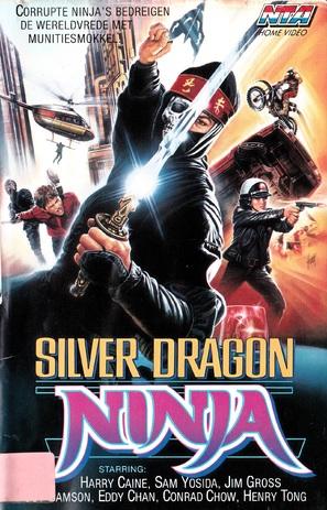 Silver Dragon Ninja