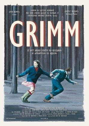 Grimm - Norwegian poster (thumbnail)