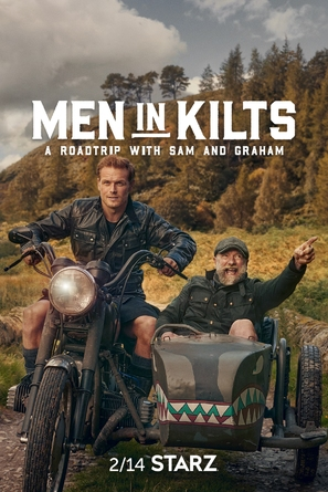 """""""Men in Kilts: A Roadtrip with Sam and Graham"""""""