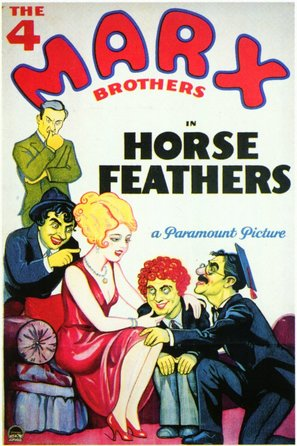 Horse Feathers - Movie Poster (thumbnail)