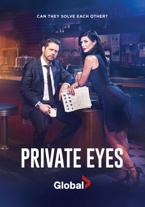 """""""Private Eyes"""" - Canadian Movie Poster (thumbnail)"""
