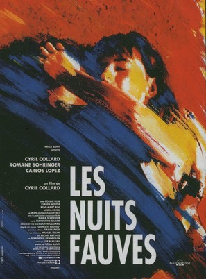 Nuits fauves, Les - French Movie Poster (thumbnail)