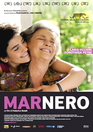 Mar nero - Italian Movie Poster (thumbnail)
