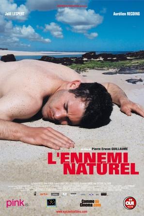 L'ennemi naturel - French Movie Poster (thumbnail)