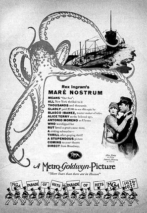 Mare Nostrum - Movie Poster (thumbnail)