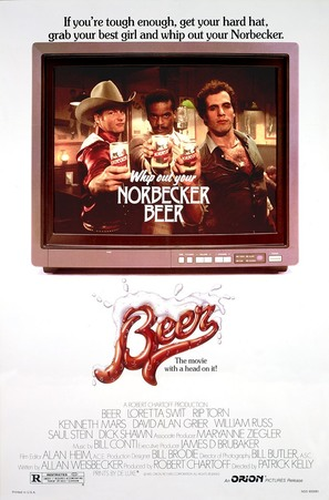 Beer - Movie Poster (thumbnail)