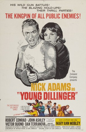 Young Dillinger - Movie Poster (thumbnail)
