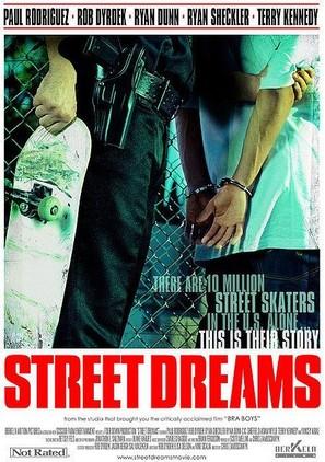 Street Dreams - Movie Poster (thumbnail)