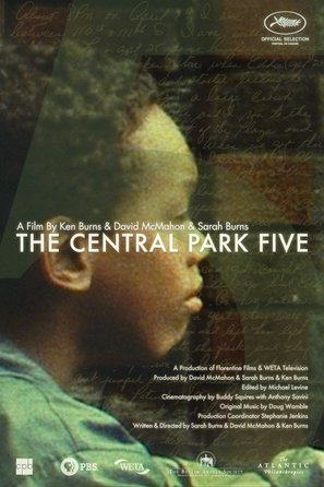 The Central Park Five - Movie Poster (thumbnail)