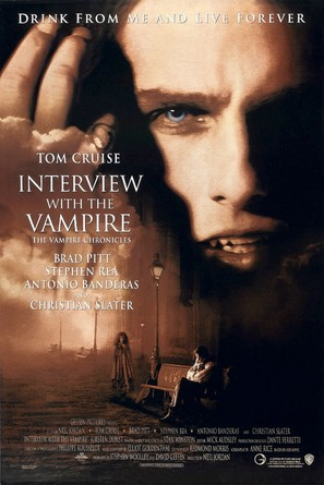 Interview With The Vampire - Movie Poster (thumbnail)