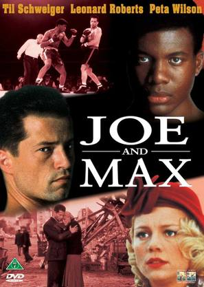 Joe and Max - Danish DVD cover (thumbnail)