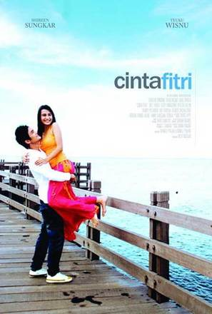"""Cinta fitri"" - Indonesian Movie Poster (thumbnail)"