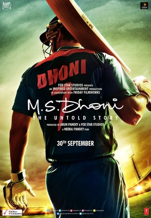 M.S Dhoni: The Untold Story