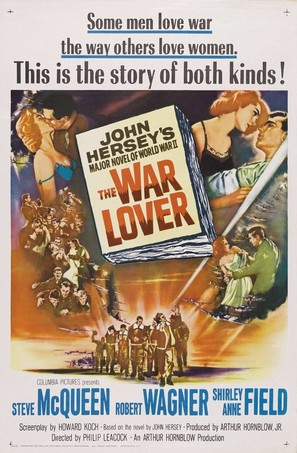 The War Lover - Movie Poster (thumbnail)