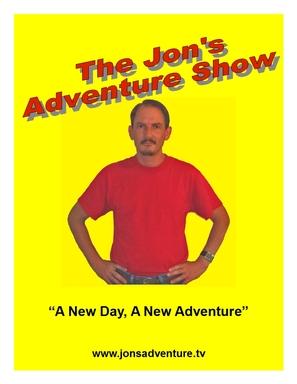 """Jon's Adventure Show"" - Movie Poster (thumbnail)"