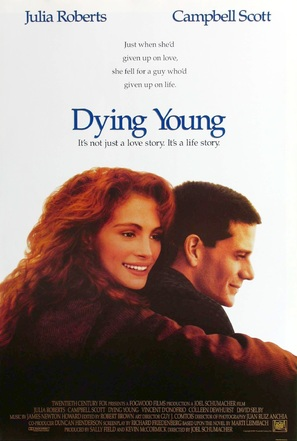 Dying Young - Movie Poster (thumbnail)