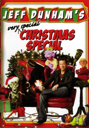 Jeff Dunham's Very Special Christmas Special - Movie Cover (thumbnail)