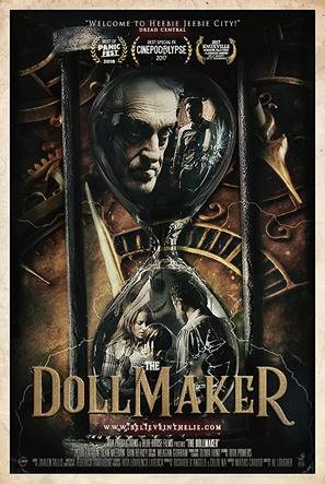 The Dollmaker - Movie Poster (thumbnail)