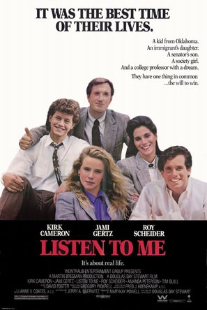 Listen to Me - Movie Poster (thumbnail)