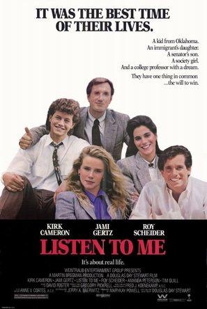 Listen to Me - Movie Poster (thumbnail)