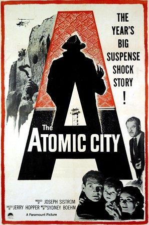 The Atomic City - Movie Poster (thumbnail)
