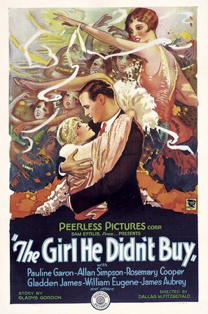 The Girl He Didn't Buy - Movie Poster (thumbnail)