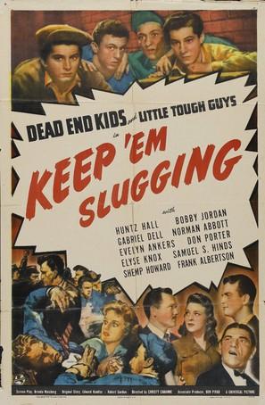 Keep 'Em Slugging - Movie Poster (thumbnail)