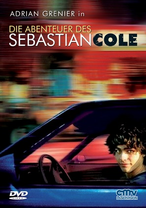 The Adventures of Sebastian Cole - German DVD cover (thumbnail)