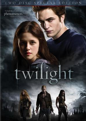 Twilight - Movie Cover (thumbnail)