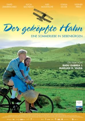 Der geköpfte Hahn - Austrian Movie Poster (thumbnail)