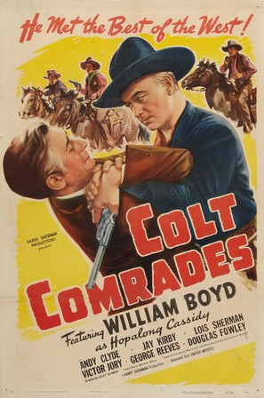 Colt Comrades - Movie Poster (thumbnail)