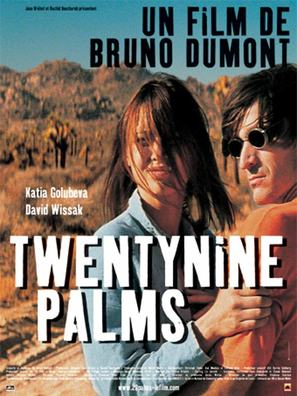 Twentynine Palms - French Movie Poster (thumbnail)