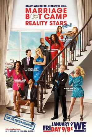 """Marriage Boot Camp: Reality Stars"" - Movie Poster (thumbnail)"