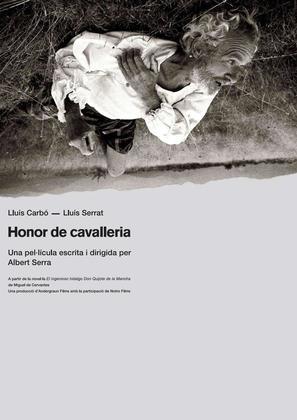Honor de cavalleria - Spanish Movie Poster (thumbnail)