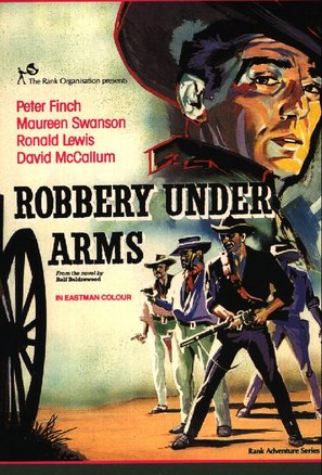 Robbery Under Arms - Movie Poster (thumbnail)