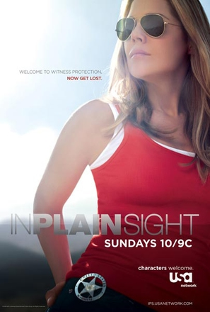 """In Plain Sight"" - Movie Poster (thumbnail)"