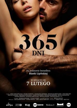 365 dni - Polish Movie Poster (thumbnail)