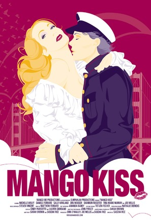 Mango Kiss - Movie Poster (thumbnail)