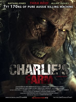 Charlie's Farm - Australian Movie Poster (thumbnail)