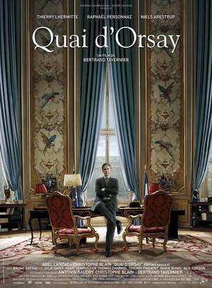 Quai d'Orsay - French Movie Poster (thumbnail)