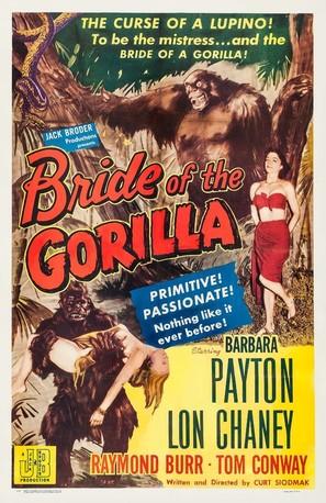 Bride of the Gorilla - Movie Poster (thumbnail)