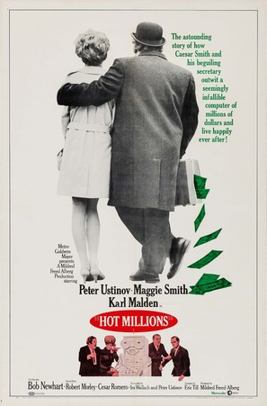 Hot Millions - Movie Poster (thumbnail)