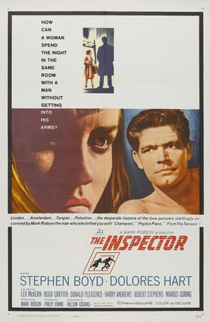 The Inspector (1962) movie posters