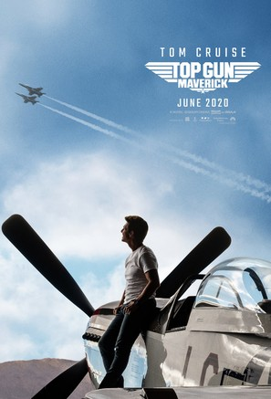 Top Gun: Maverick - Movie Poster (thumbnail)