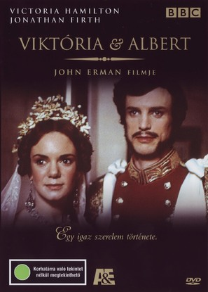 Victoria & Albert - Hungarian Movie Cover (thumbnail)