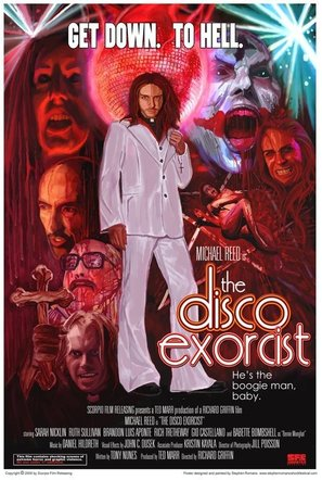The Disco Exorcist - Movie Poster (thumbnail)