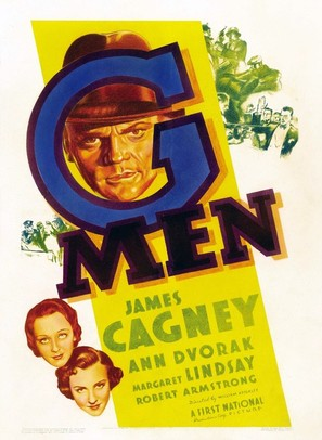 'G' Men - Movie Poster (thumbnail)