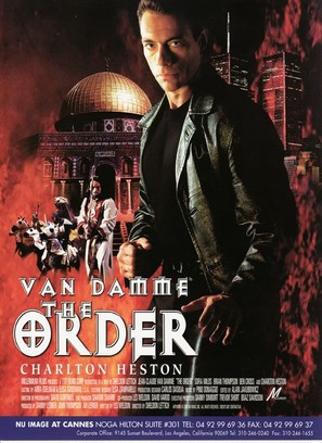 The Order - Movie Poster (thumbnail)