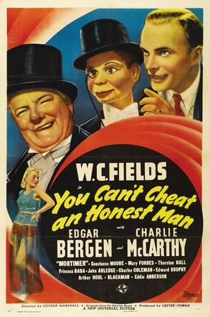 You Can't Cheat an Honest Man - Movie Poster (thumbnail)